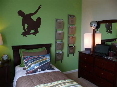 green boy bedroom ideas what will be perfect for decorating teen boys room home