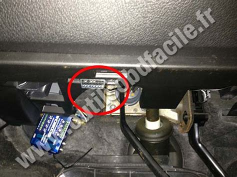 on board diagnostic system 2003 gmc envoy on board diagnostic system obd2 connector location in gmc envoy 2001 2009 outils obd facile