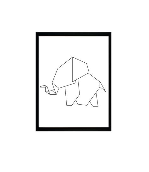 Origami Print Out - 17 best ideas about origami elephant on paper