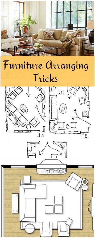 furniture tips and tricks furniture arranging tricks arrange furniture small