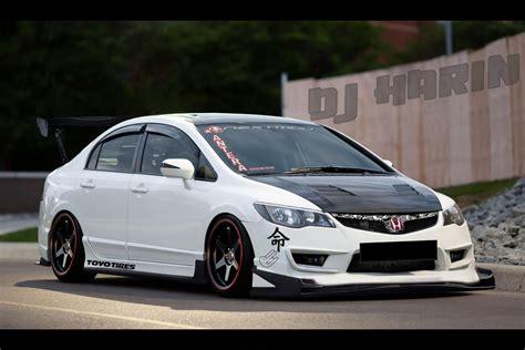 Bodykit Honda Civic Fd Type R honda civic fd gallery