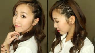 mwahahwk hairstule done using easy everyday hairstyle youtube