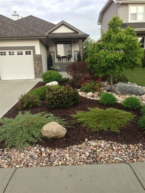 easy and cheap front yard landscaping ideas best 20 curb appeal landscaping ideas on