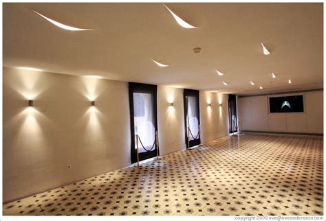 design house barcelona lighting room with recessed lighting casa batll photo id 15123