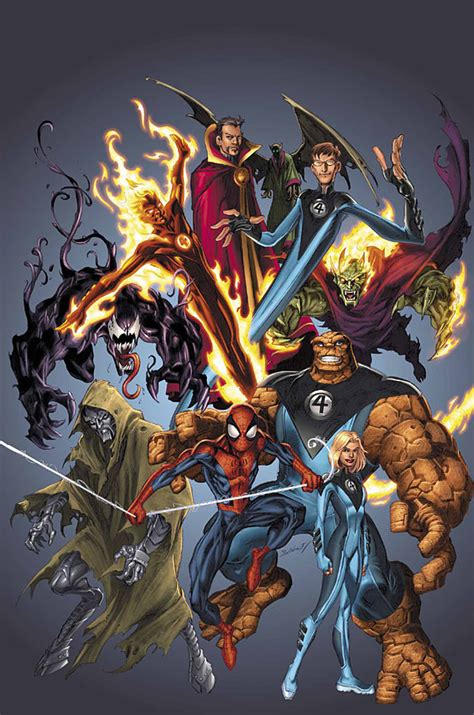 ultimate marvel the official handbook of the marvel universe 2005 editions
