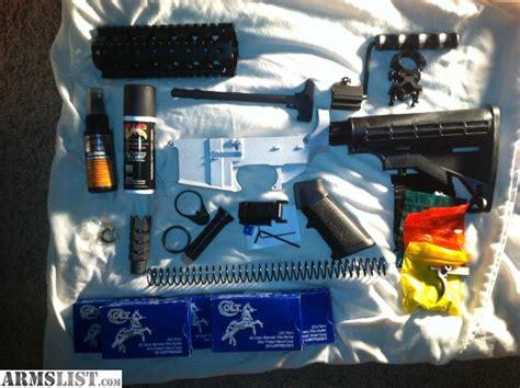 L Kits For Sale by Armslist For Sale Ar 15 M 4 80 Lower Build Kits L K