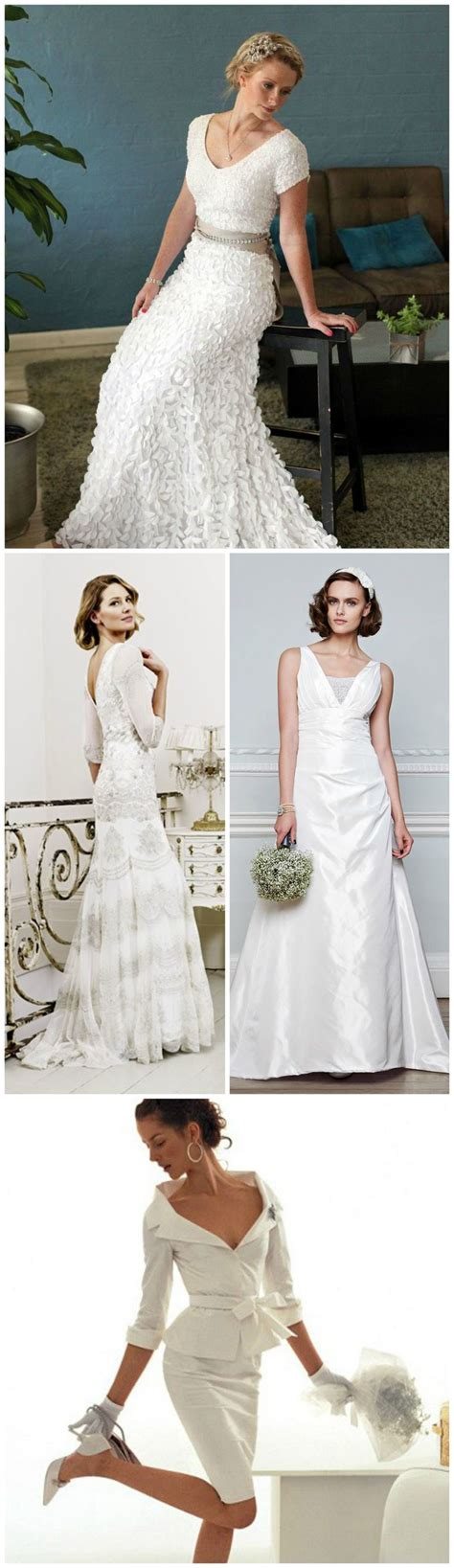 Wedding Dresses For 50 by Wedding Dresses For Brides 40 50 60 70