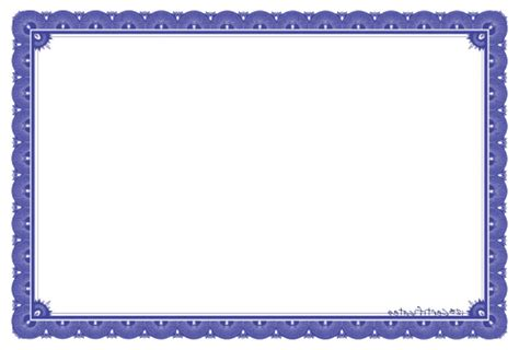Certificate Template Png Transparent certificate template png transparent image pngpix