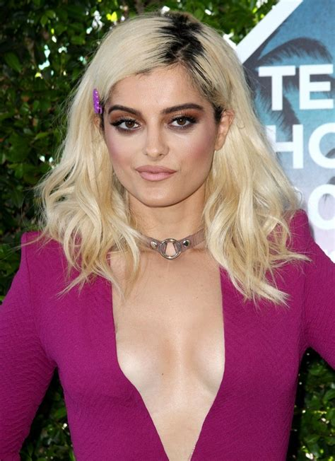 bebe rexha picture 6 choice awards 2016 arrivals