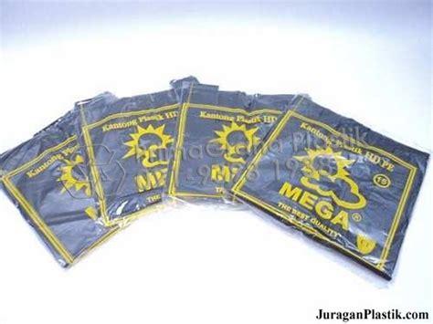 Loco Ekonomis Putih Hd 15 Cm kantong plastik kresek hitam kecil home
