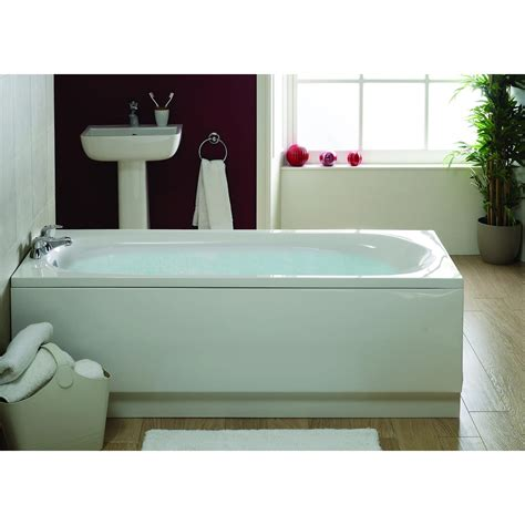 recline bath verona recline rectangular bath ve203 1700mm x 700mm