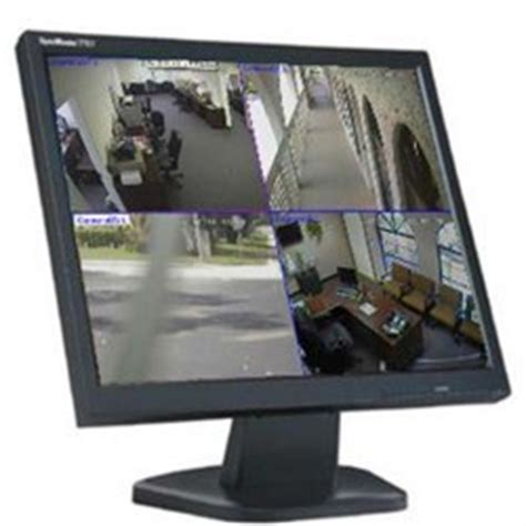 wireless security cameras with computer monitor