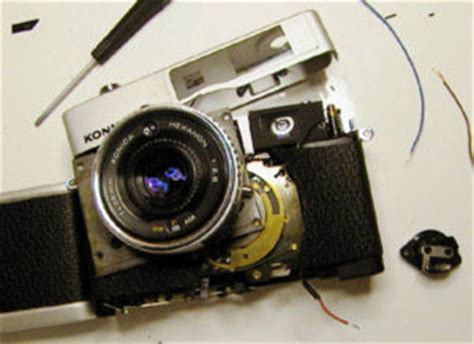 general repair tips matt's classic cameras