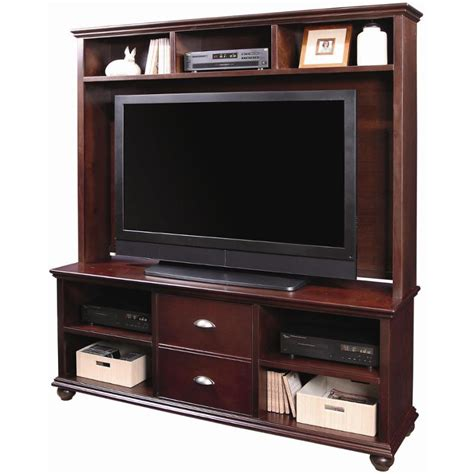ct1077 chy aspen home furniture 76in console cherry
