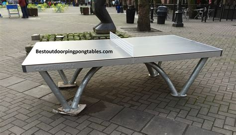 table cornilleau outdoor cornilleau park outdoor table best outdoor ping pong tables