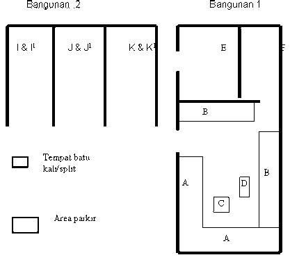 membuat layout kantor toko material contoh layout toko bangunan