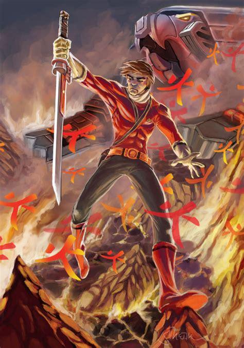 Samurai Ranger The Power Ranger Fan 36773277