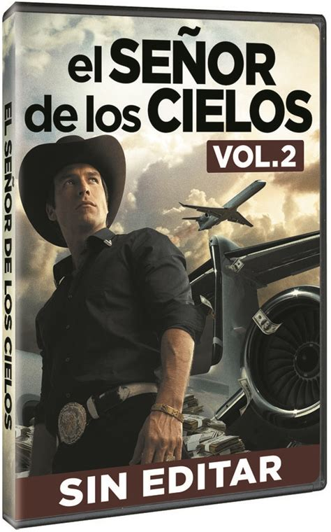 2 el senor de el se 241 or de los cielos volumen 2 dvd review