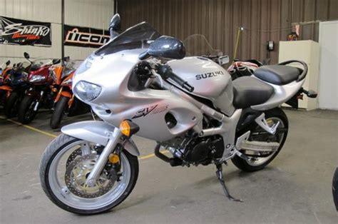 Suzuki Sv650s 2002 Buy 2002 Suzuki Sv650s Sportbike On 2040motos