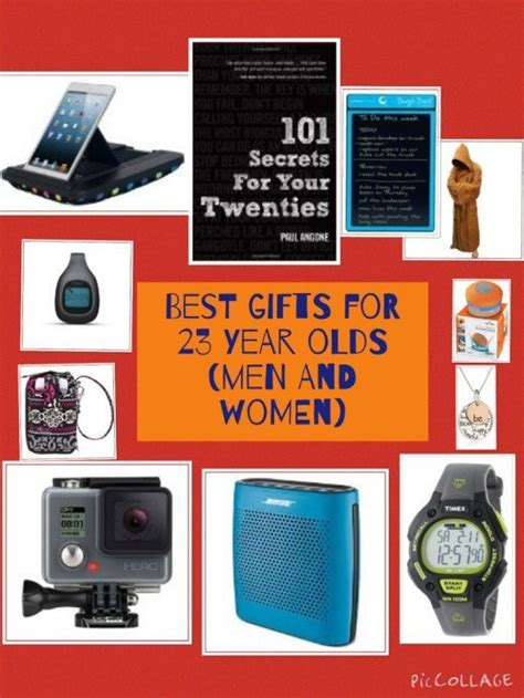 gift ideas 18 year boy birthday and gift ideas for 23 year olds