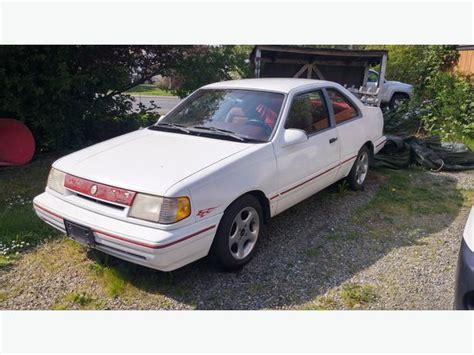 manual cars for sale 1991 mercury topaz regenerative braking 1987 mercury topaz for sale obo central saanich victoria