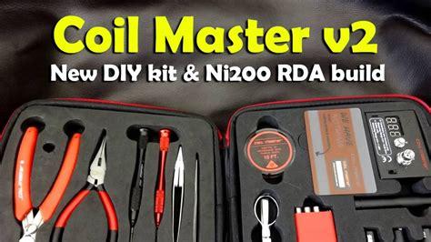coil master diy kit v2 ni200 rda build