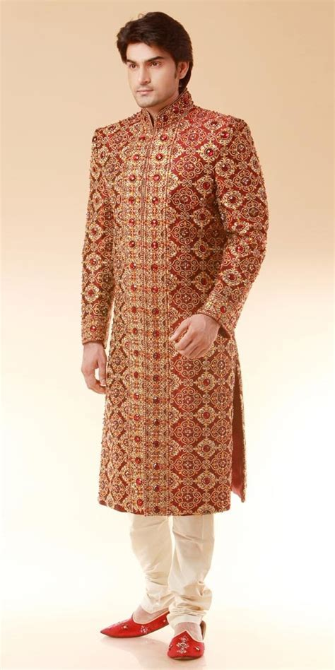 549 Best images about Indian Groom on Pinterest   Sherwani
