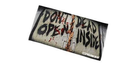 The Walking Dead Gifts - walking dead towel don t open dead inside