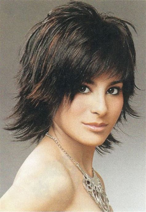 trendy cropped shag hairstyle 1928 best hair images on pinterest hairstyle ideas