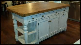 Amish Made Kitchen Island Table » Home Design 2017
