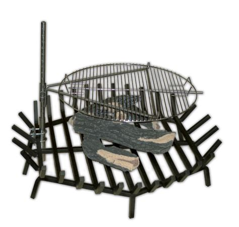 grate griller pit cooking accessory firepitscreens net