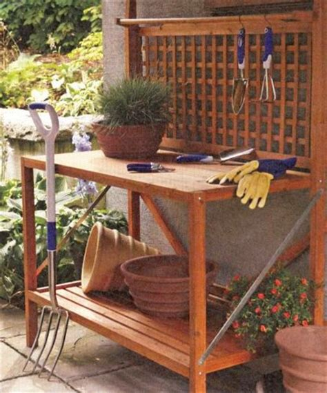 plastic potting bench furniture patio grills potting bench potting benches