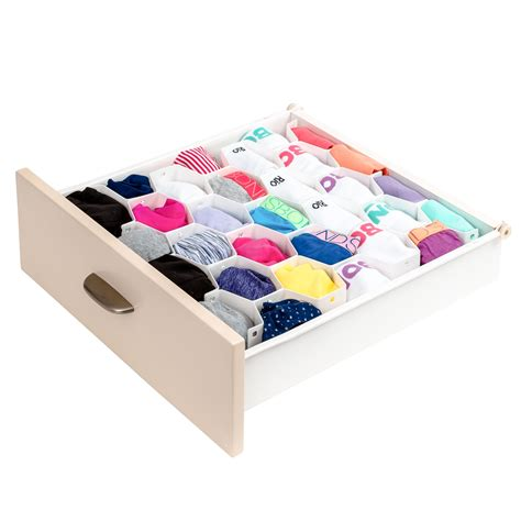 Kitchen Drawer Liners Nz by Drawer Dividers Set 8 From Storage Box