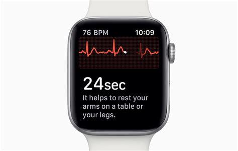 apple heart study    gain fda clearance  apple  series  ecg