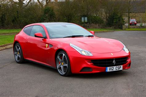 Ferrari Ff by Ferrari Ff Coupe 2011 Features Equipment And
