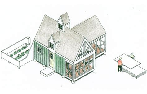 lester walker tiny houses tiny houses and architect lester walker eye on design by