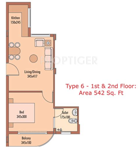 300 sq ft 1 bhk 1t apartment for sale in omaxe service 542 sq ft 1 bhk 1t apartment for sale in top constructions