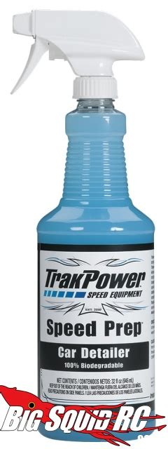 Trakpower Speed Prep Car Detailer « Big Squid RC ? News