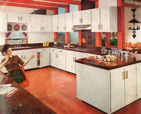 Interior: Retro Kitchen Renovation ? Country Kitchens   Ultra Swank
