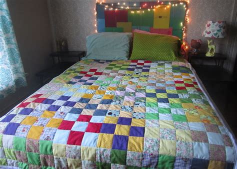 Is It To Make A Quilt by How To Sew A Quilt Quilting 101 33 Steps With Pictures