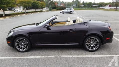 lexus purple 2005 lexus sc 430 convertible purple gold flake