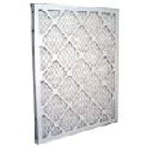 universal merv 11 16x25x1 furnace filter air cleaner case