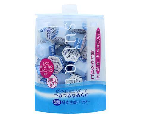Kanebo Suisai Clean Powder Kanebo Suisai Clear Powder Review Makeup For