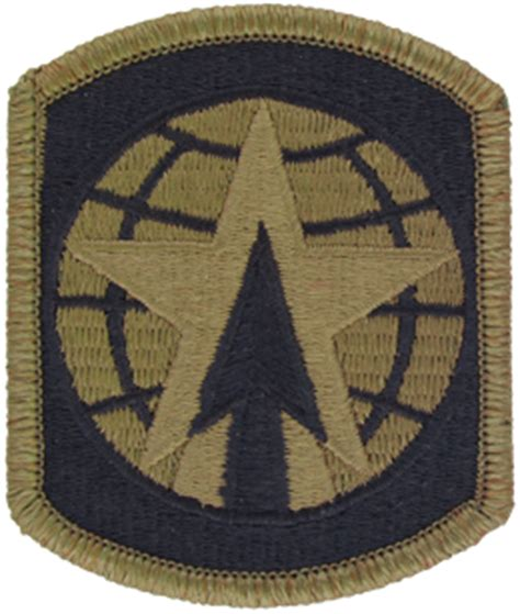 operational camouflage pattern unit patches ocp unit patch 16th military police brigade with