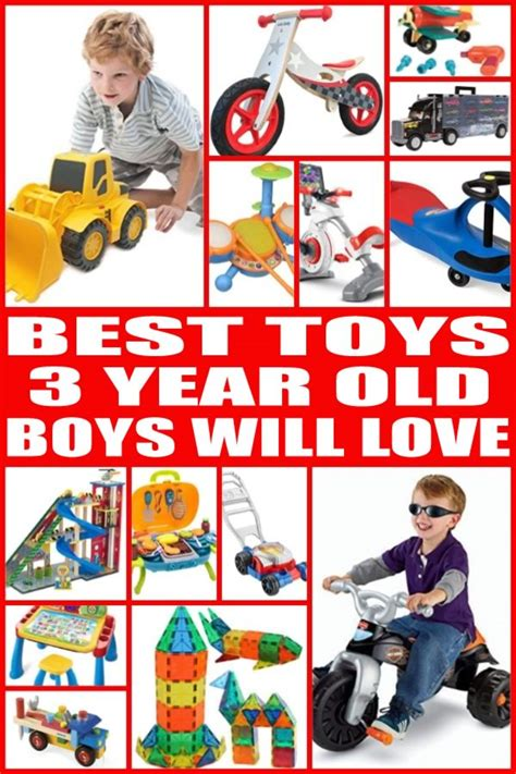 the best toys best toys for 3 year boys