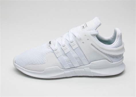 Adidas Eqt Support Adv Black White Premium Quality adidas eqt support adv white sneaker bar detroit