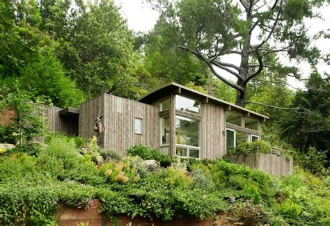 green architecture mill valley cabins robaid