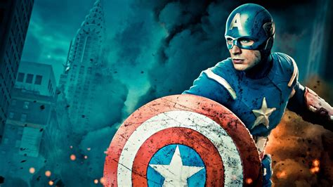 captain america high res wallpaper movies the avengers captain america chris evans