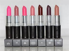 mac lipstick color mac matte lipstick including new colors choose your color