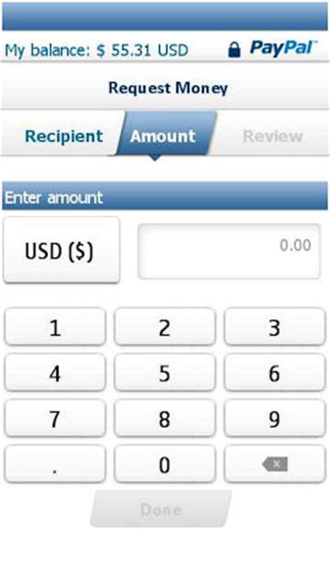paypal mobile application paypal mobile application now available on ovi store